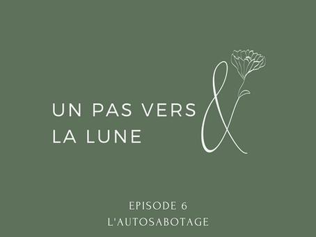 Episode 6  : L'auto sabotage