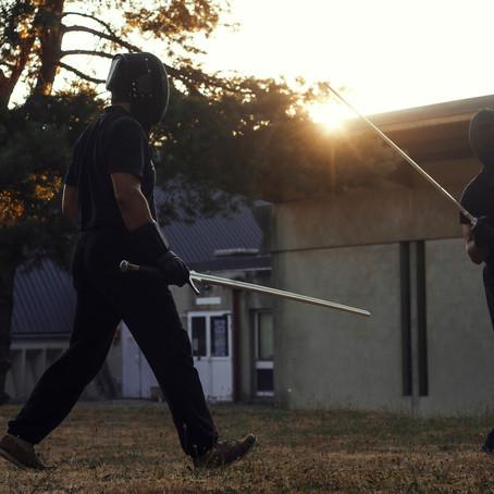 Les entraînements au combat