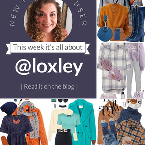 Featured user: @loxley