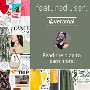 Featured user: @veramal