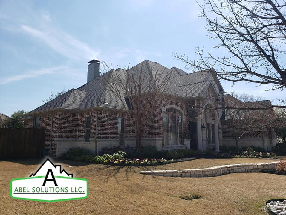 Roof repair near Heath, TX