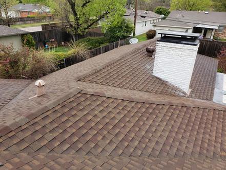 Roof Inspeaction near Dallas, TX