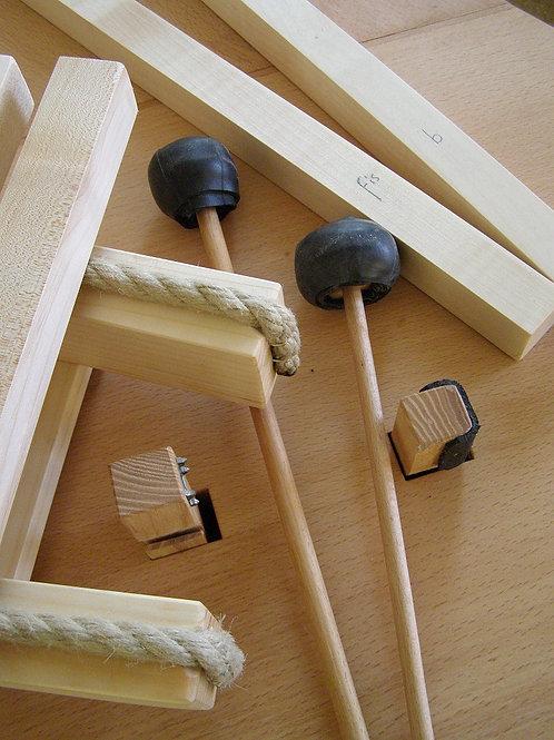 Diatonisches HolzGlockenSpiel