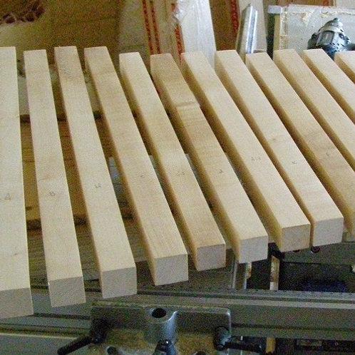 Großes Chromatisches HolzGlockenSpiel