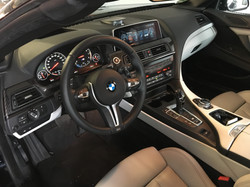 BMW F12 Merino M6 Retrofit