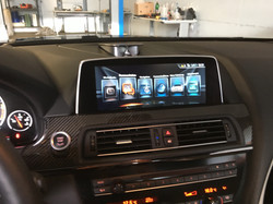 BMW F12 NBT EVO Retrofit