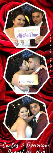 Carlos & Dominique's Wedding