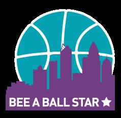 Bee A Ball Star Logo