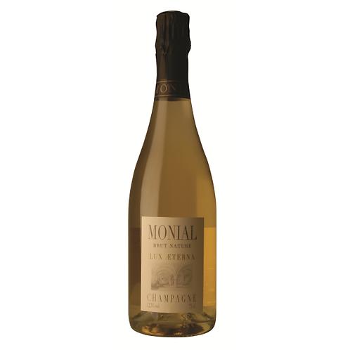 Champagne Monial - CUVÉE LUX AETERNA BRUT - BLANC DE BLANCS - 75CL