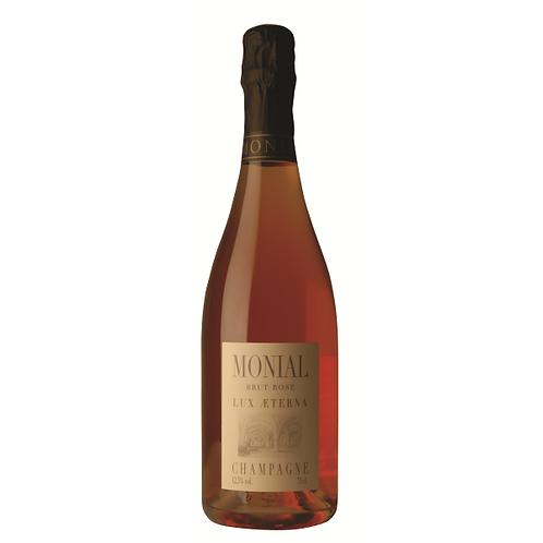 Champagne Monial - CUVÉE LUX AETERNA ROSÉ BRUT - 75CL