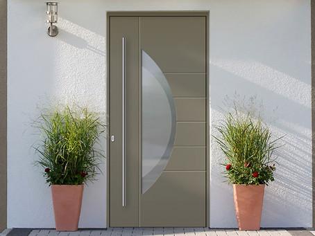 Die richtige Haustüre finden