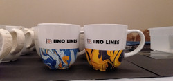 INNO Lines Marbled Mugs
