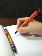 Mabled Ball point Pen