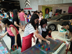 Showroom Marbling Booth Singapore