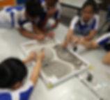 Paper Marbling Workshop Suminagashi