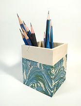 Marbled Pencil Holder Singapore