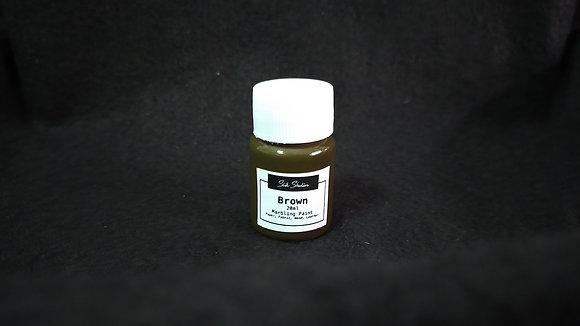 Brown Marbling Paint