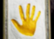Handprint Embossing Booth Fringe Activity Singapore