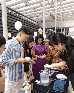Candle Marbling Booth Singapore