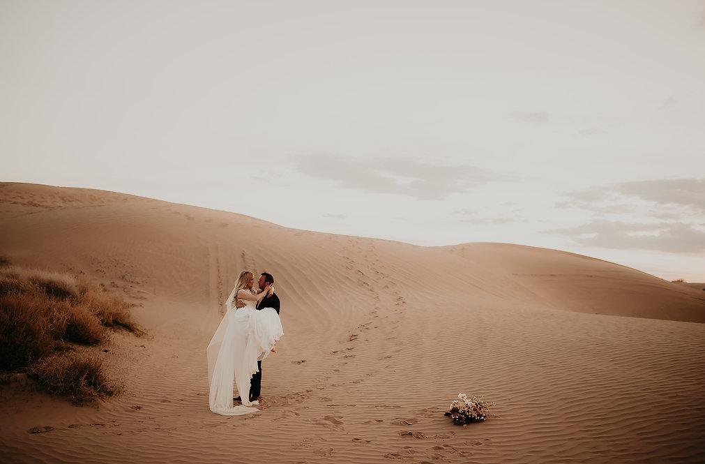 Utah elopement wedding