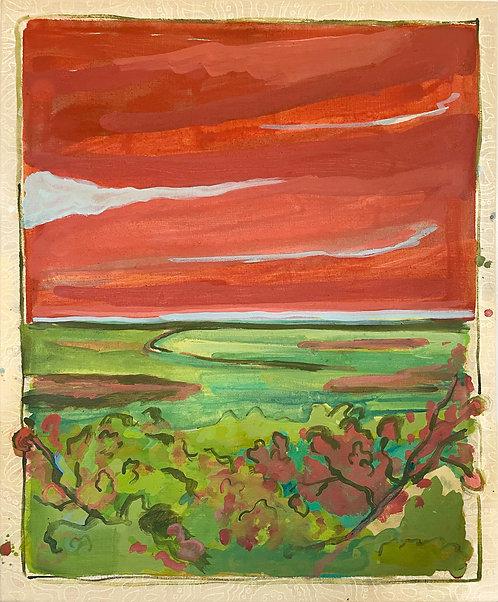 Charlotte Lethbridge, Sunken Forest Fall