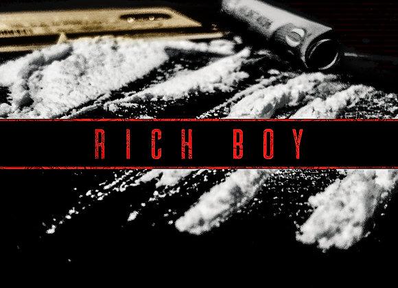 Rich Boy - Josh Stanley Digital Single