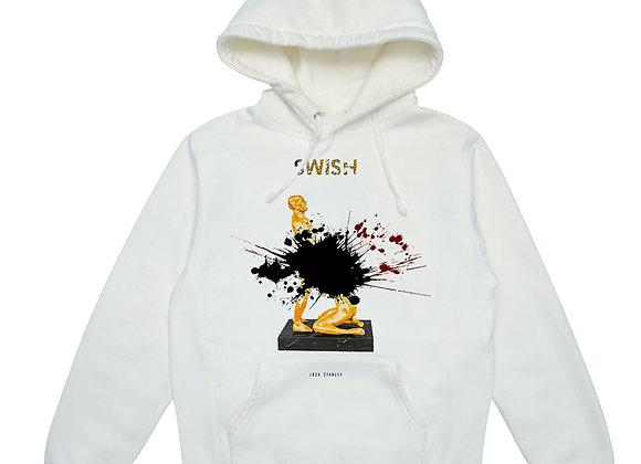 Swish - White Hoodie