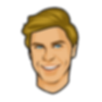 Josh Stanley cartoon face