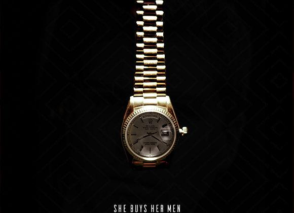She Buys Her Men - Josh Stanley Digital Single