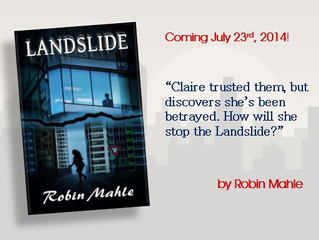 The First One Falls - The Landslide is Coming July 23rd!