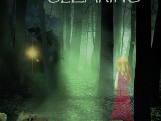 Beyond the Clearing - Cover Reveal!