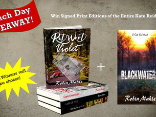 Release Day - Blackwaters