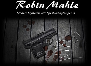 How I Fell in Love with Writing Mystery and Suspense