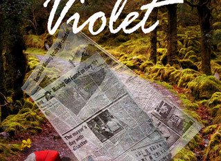 My Inspiration for Redwood Violet