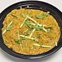 Bengan Bhurta+Rice