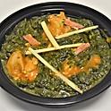 Chicken Saag+Rice