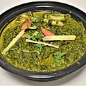 Shrimp Spinach+Rice