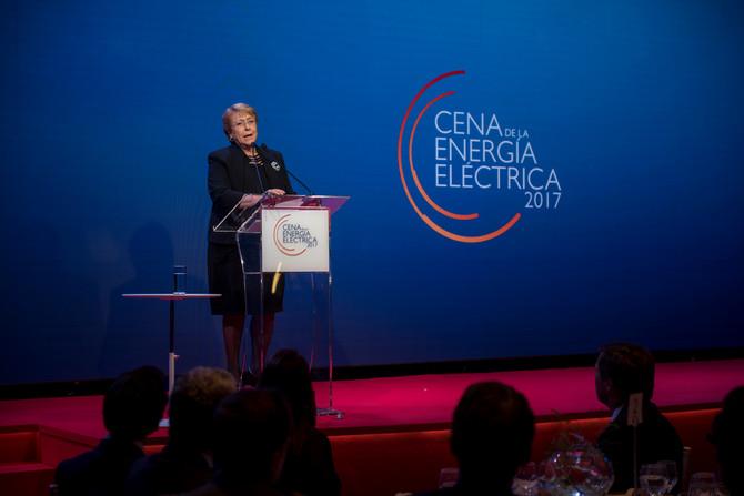 CENA ANUAL DE LA ENERGÍA ELÉCTRICA 2017