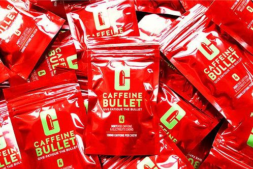 A Company - 20 Packets - 80 Mint Chews - 8000mg Caffeine