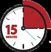 15 Minute Stopwatch