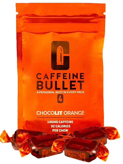A Company - 20 Packets - 80 Chocolate Orange Energy Chews