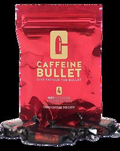 Caffeine Bullet - Exceeds Caffeine Pills