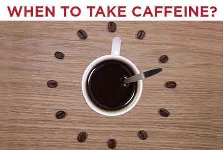How to Optimise Alertness with Caffeine