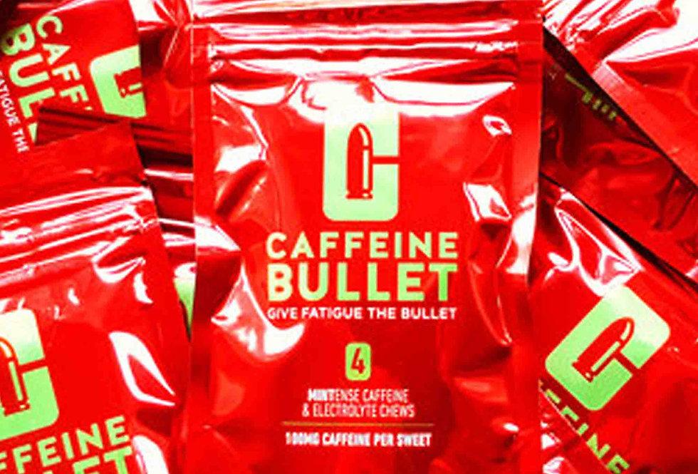 30 Packets - 120 Mint Caffeine Chews
