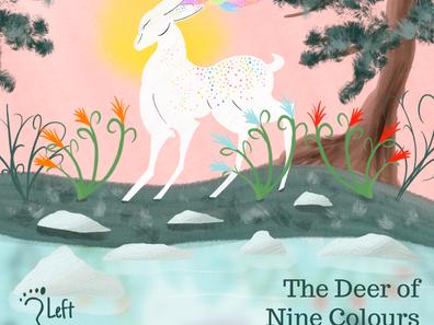 The Deer of Nine Colours - Lancaster Music Festival 2021