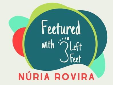 """""""Feetured"""" - Núria Rovira"""