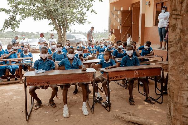 Students of Komenda