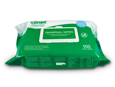 Clinell Wipes Are Back In Town !!!!