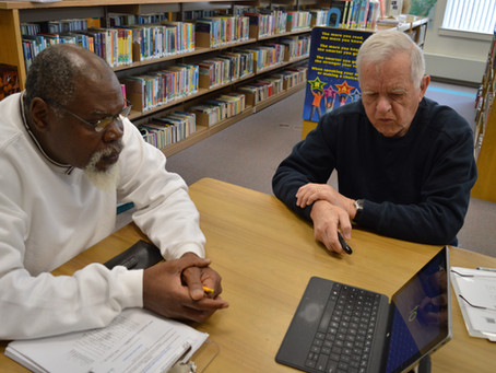 Promoting Literacy in Greater New Haven
