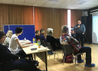Мастер-класс по кинопроизводству от Александра Бондарева